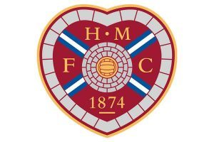 Edinburgh Football club - Heart of Midlothian logo