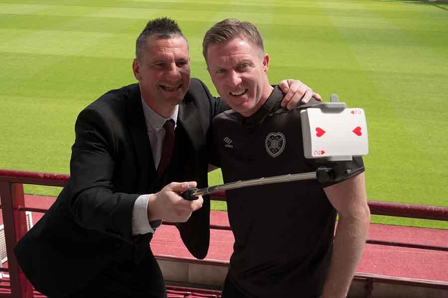 football magician scotland promo photo