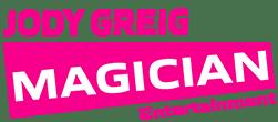 Jody magician hire logo